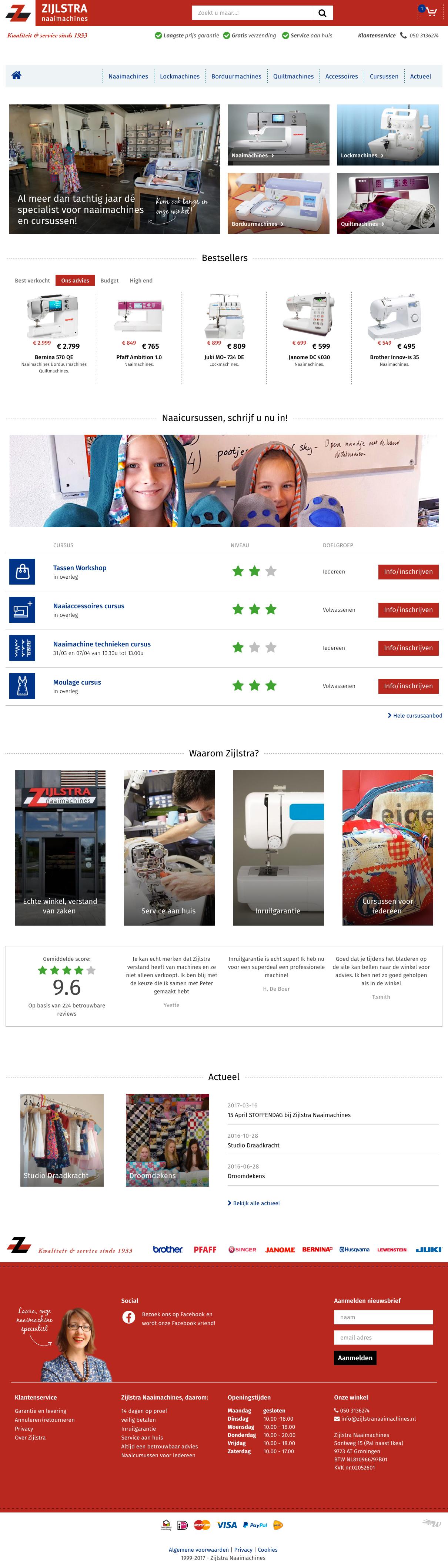 WooCommerce webshop met Wordress door Studio VandenBor